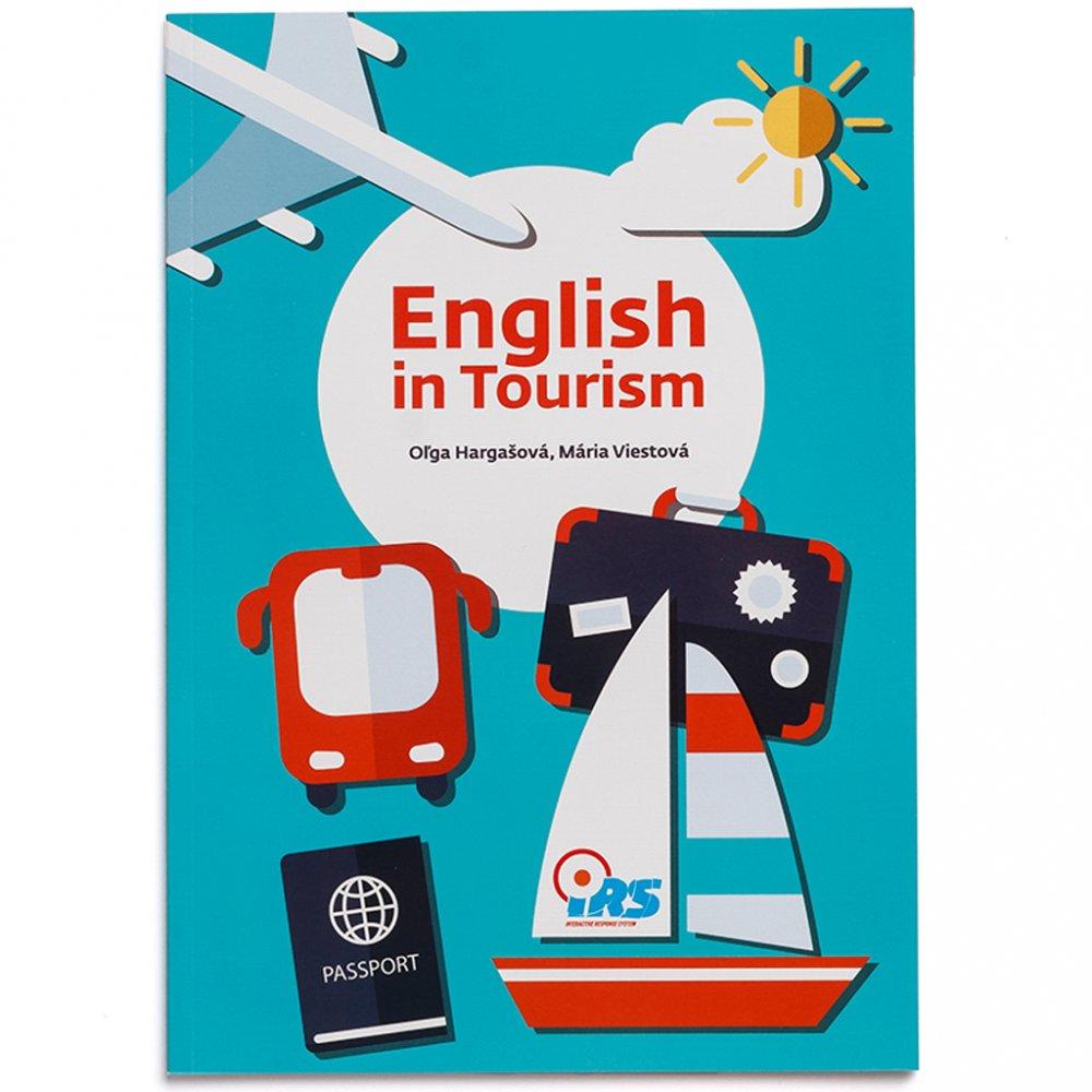 Geniuso hovoriaca ucebnica anglictiny English in tourism